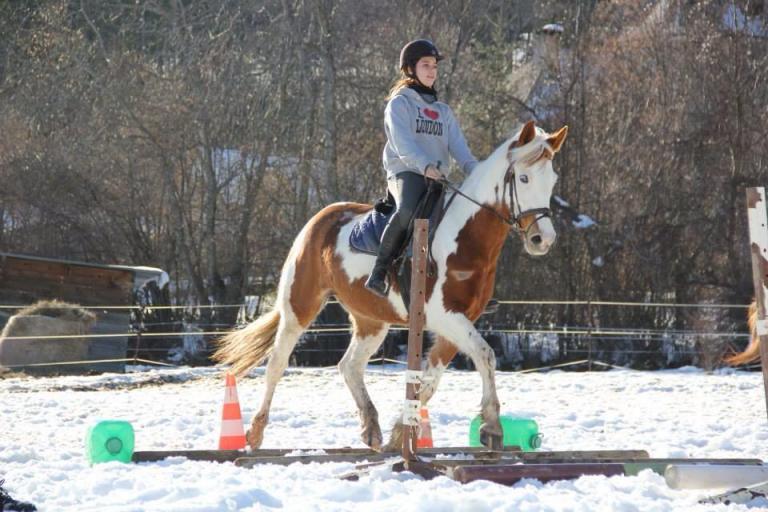 Equitation à Gap