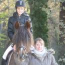 TDA 09.12.2012  Une jument, une cavalière, une coach UNE EQUIPE!