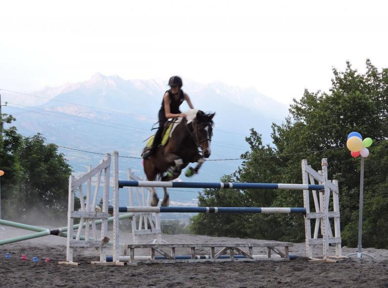 Cours d'equitation à Gap