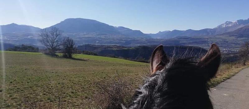 Balade a poney gap