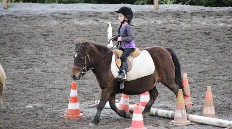Cours équitation a gap