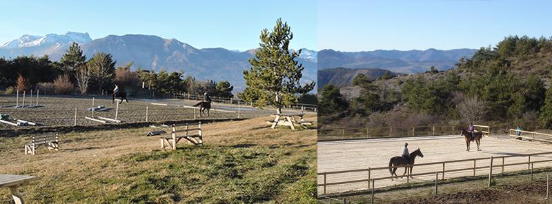 Ecuries du Rigodon cours d'equitation